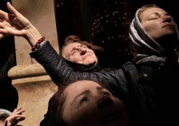 Fotografías poderosas de la celebración de Pascua en Jerusalén