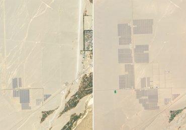 Fotos de la NASA desvelan la ambición de China