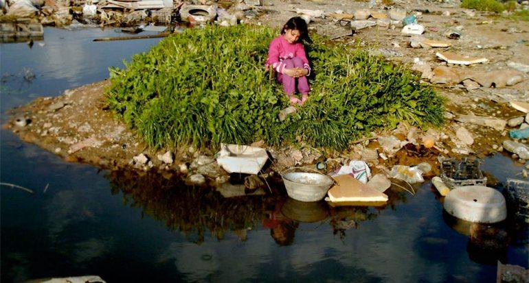 Fotos tomadas por niños en su campamento de refugiados