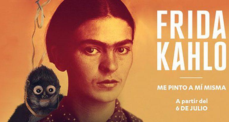 Frida Kahlo regresa a México