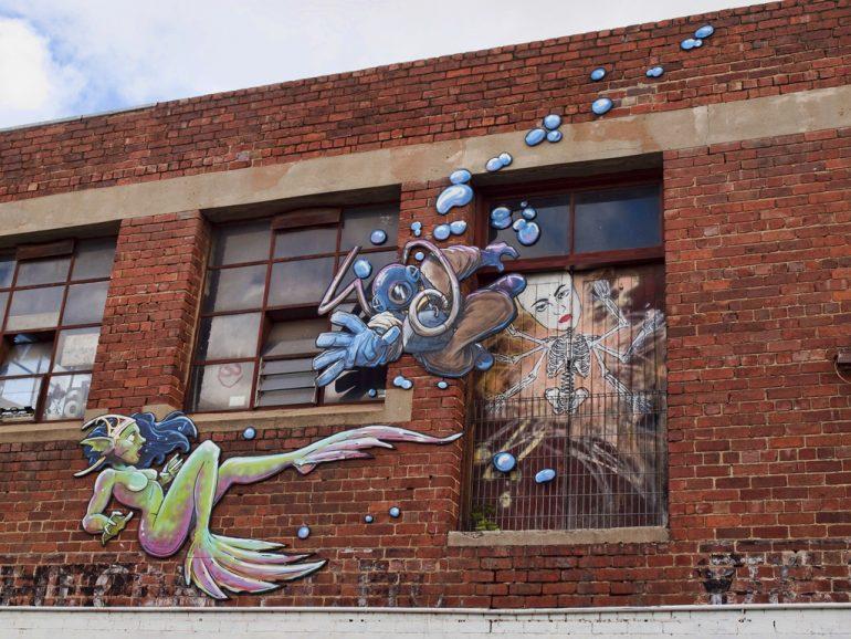 Galería |La vuelta al mundo en 24 graffitis