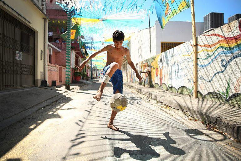 Galería | Las calles de Brasil