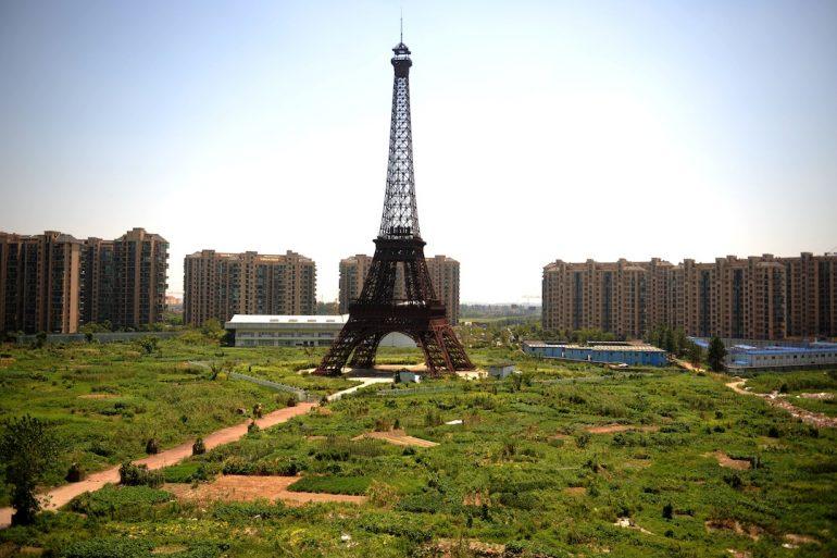 Galería | Las réplicas de la Torre Eiffel