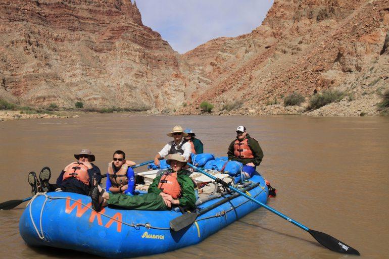 Galería | Los desafíos del Río Colorado