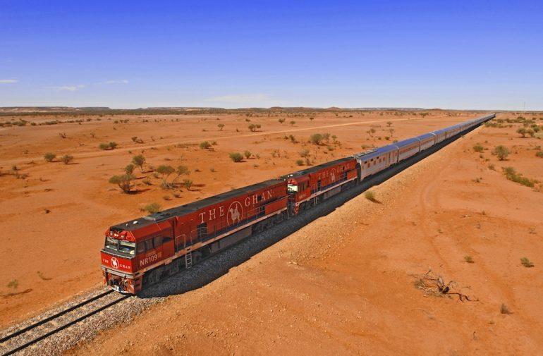 Galería | Los mejores recorridos en tren
