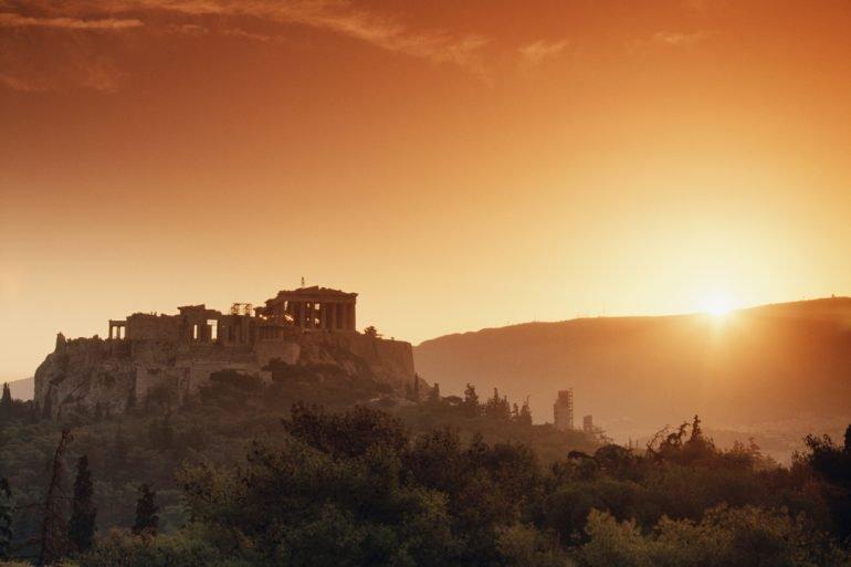 Galería | Paisajes griegos