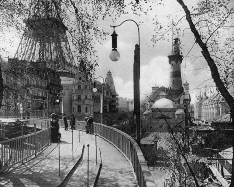 Galería | París con el paso de los años