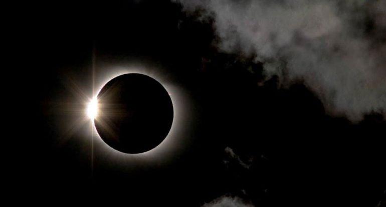 Guía práctica para fotografiar un eclipse solar