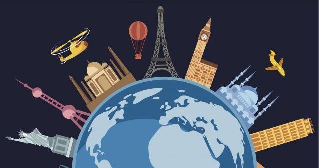 Guía: viajes alrededor del mundo