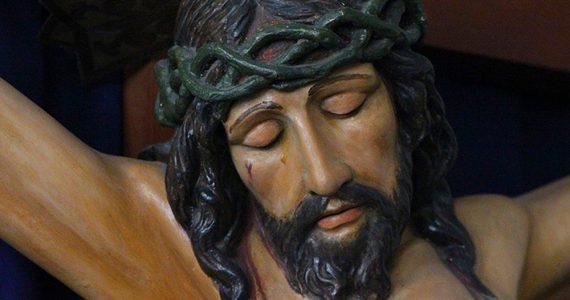 Hallan mensaje oculto dentro de una figura de Jesucristo del s. XVIII