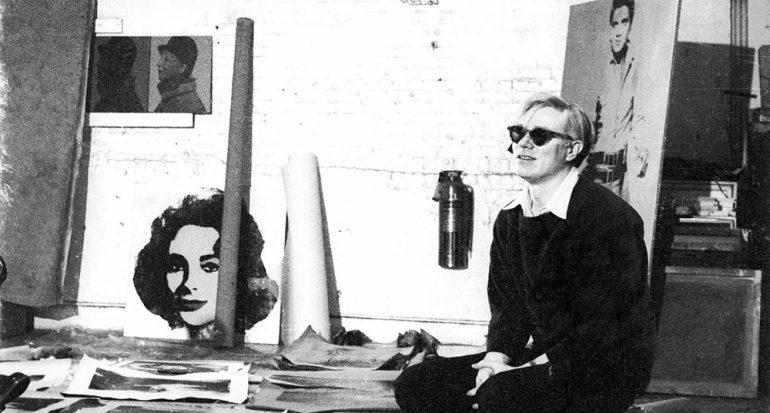 Hallan obra millonaria de Andy Warhol olvidada por más de 40 años