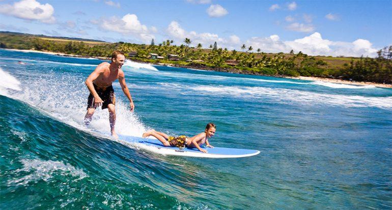 Hawái para familias