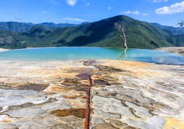 Hierve el Agua: Un paraíso escondido entre las montañas