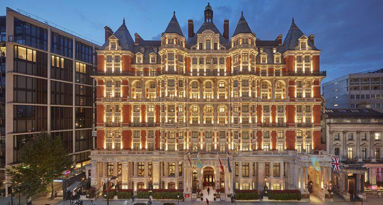 Hospédate en el único hotel en Hyde Park en Londres