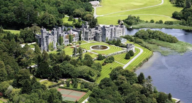 """Hospédate en el castillo que Oscar Wilde consideró su """"hogar"""""""