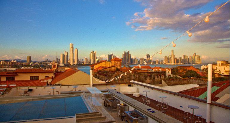 Hospédate en un hotel lleno de arte en Panamá