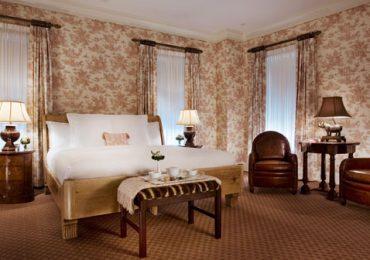 Hotel Saint James: excentricidad en Montreal