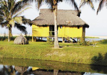 Hotelito desconocido: el confort del paraíso
