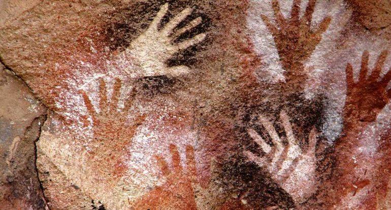 Huellas prehistóricas