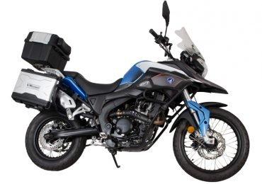 ITALIKA presenta la nueva motocicleta para explorar el mundo