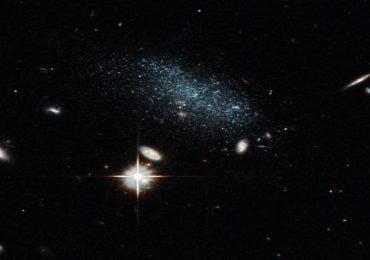 Imágenes del universo: auroras boreales