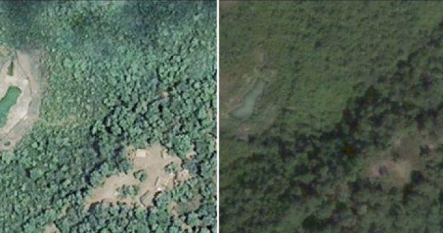 Imágenes satelitales exponen la violencia en Myanmar