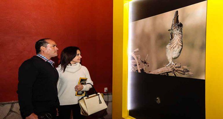 Inauguración de la exposición del concurso fotográfico  ?Échale un vistazo a Coahuila?