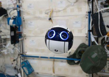 ?Int-Ball? el nuevo integrante de la Estación Espacial Internacional
