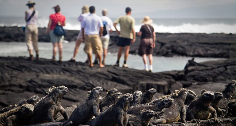 Islas Galápagos libran daño de inundación
