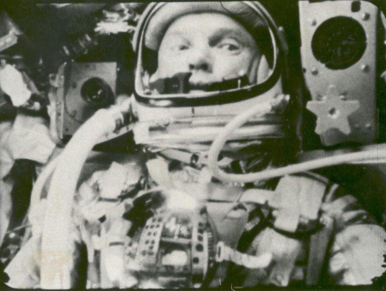John Glenn: astronauta y bastión de la Guerra Fría