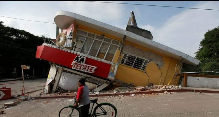 Jojutla: el municipio destruido por el sismo