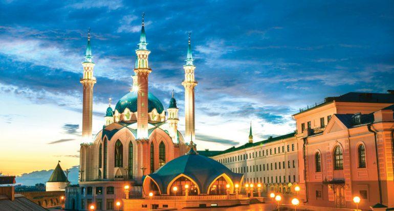 Kazán: tierras eslavas