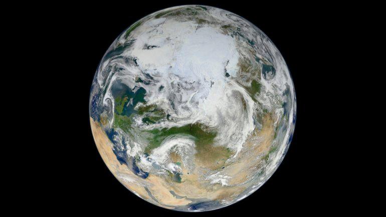 La última vista del Ártico