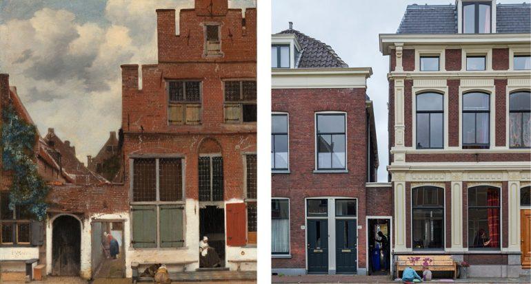 ?La Callejuela? de Vermeer regresa a casa