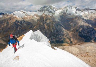 La Cordillera Blanca de Los Andes