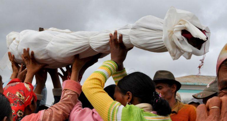 La Famadihana de Madagascar