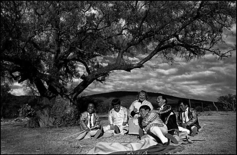 La Fototeca Nacional presenta la exposición Mirar hacia arriba