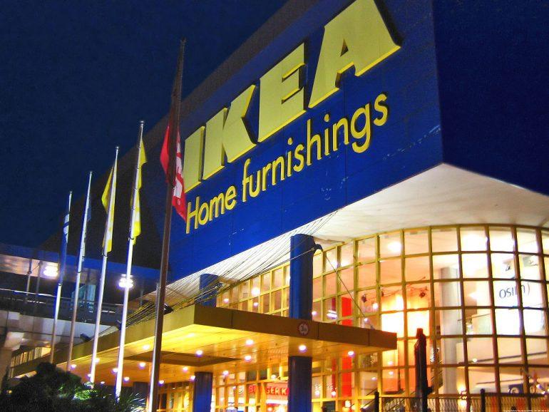 La IDEA de dormir en IKEA