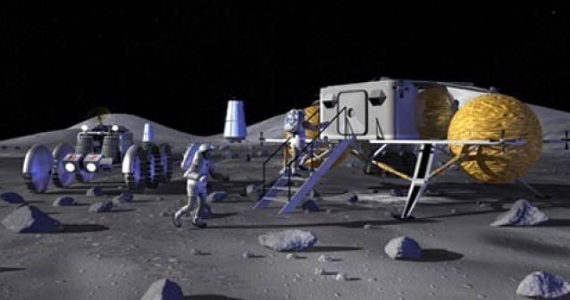 La NASA anuncia nueva base lunar