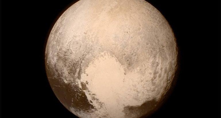 La NASA está en Plutón. ¡Al fin!