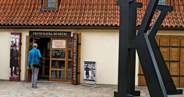 La Praga de Kafka