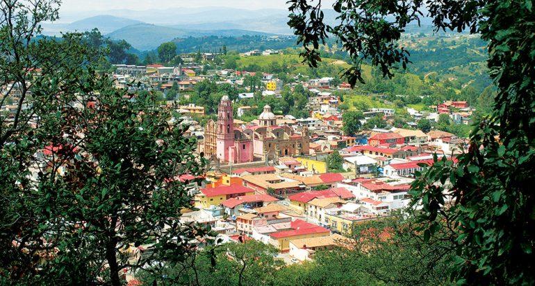 La Tlalpujahua de los Rayón