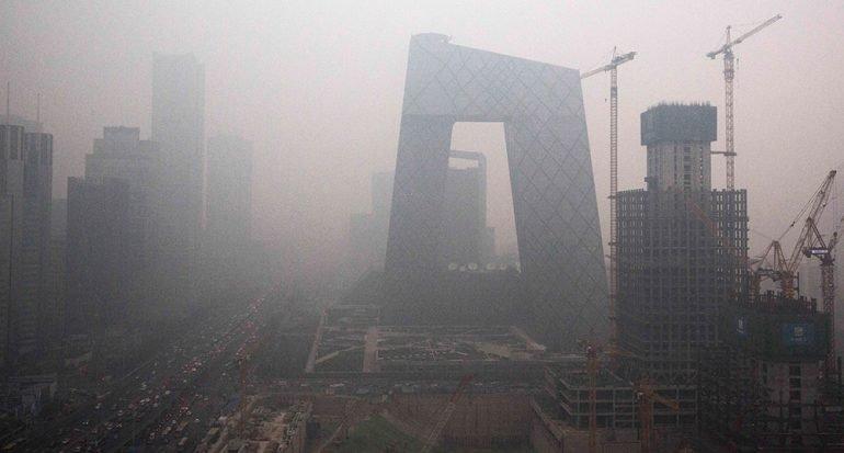La alerta roja en China