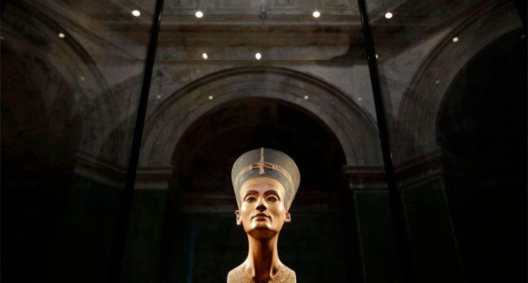 La búsqueda desesperada de la reina Nefertiti