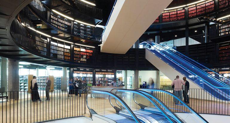 La biblioteca pública más grande de Europa