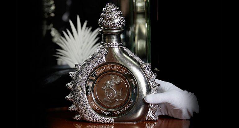 La botella de tequila más cara del mundo