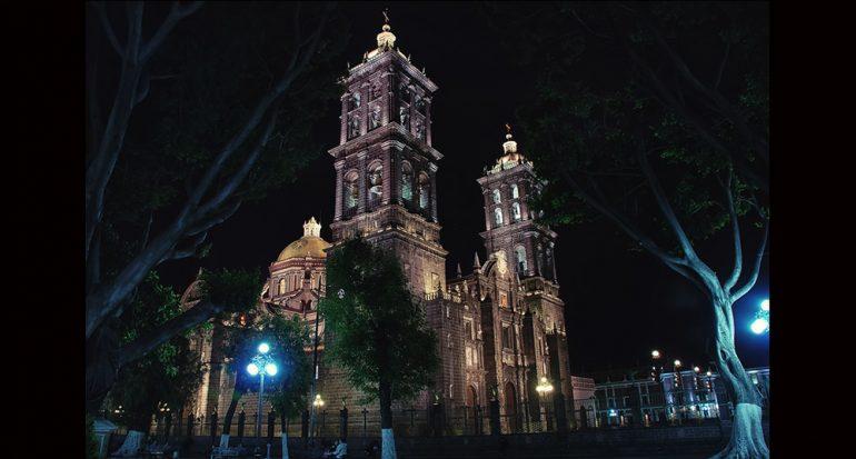 La catedral construida por órdenes de un rey