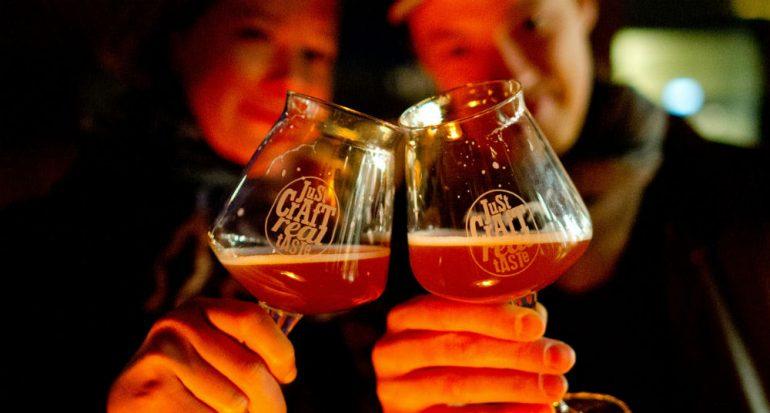 La cerveza artesanal no conoce límites de sabor