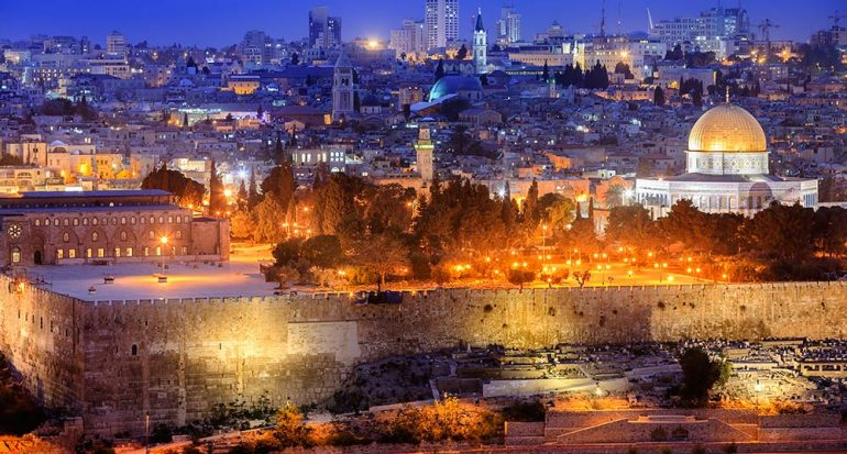 La ciudad más santa del mundo