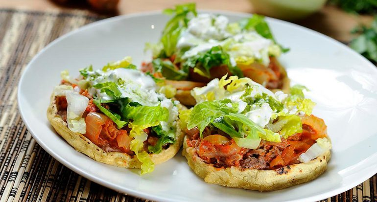 La comida callejera es una experiencia gastronómica en México
